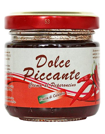 Dolce piccante (sweet and spicy) 100g